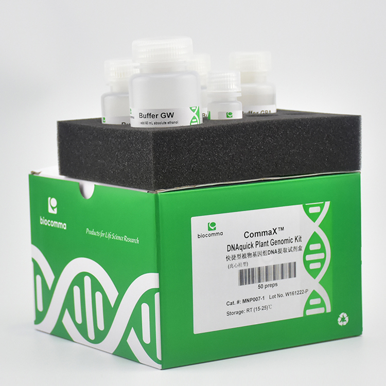 Plant Genomic DNA Expedite Kits